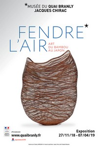 "Visite de l'expo ""Fendre l'air"" @ Musée du Quai Branly 