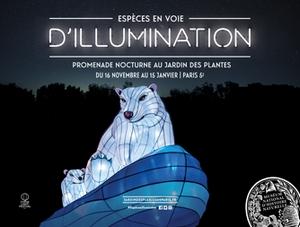 Festival de lumière au Jardin des Plantes @ Paris | Île-de-France | France