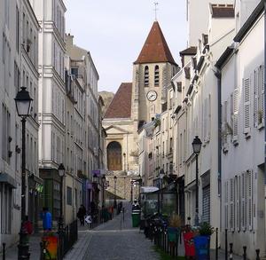 Découverte du quartier de Charonne (Paris 12ème) @ Quartier de Charonne | Paris | Île-de-France | France