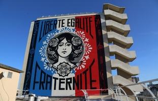 Street Art dans le 13ème arrondissement @ Street Art 13 | Paris | Île-de-France | France